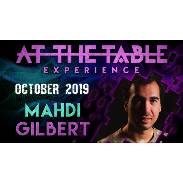 At The Table Live Lecture Mahdi Gilbert October 2n...
