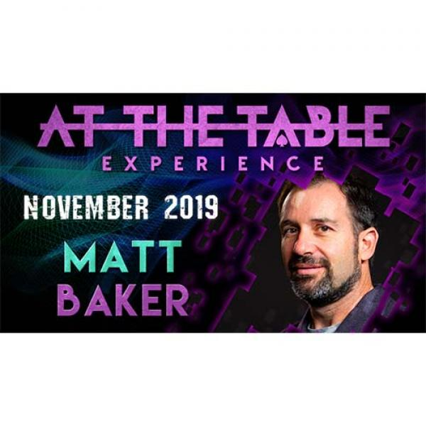 At The Table Live Lecture Matt Baker November 6th ...
