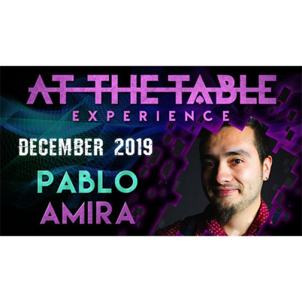 At The Table Live Lecture Pablo Amira December 4th...