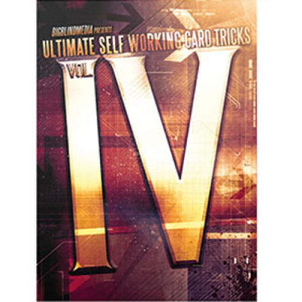 Ultimate Self Working Card Tricks Volume 4 by Big ...