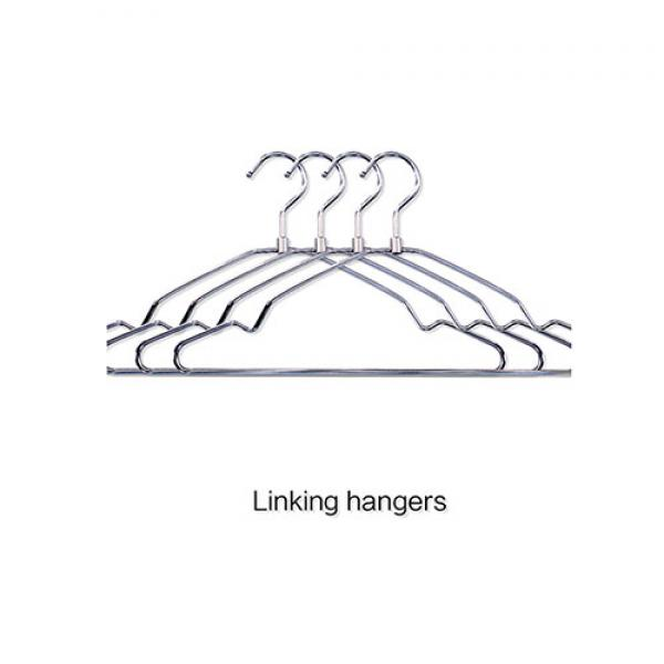 Linking Hangers by Albert Tam