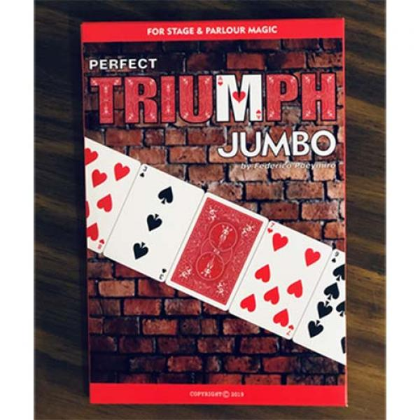 Perfect Triumph JUMBO (Gimmicks and Online Instruc...
