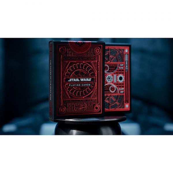 Star Wars Dark Side (RED) playing cards by Theory1...