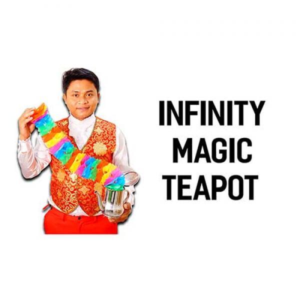Infinity Tea Pot by 7 MAGIC