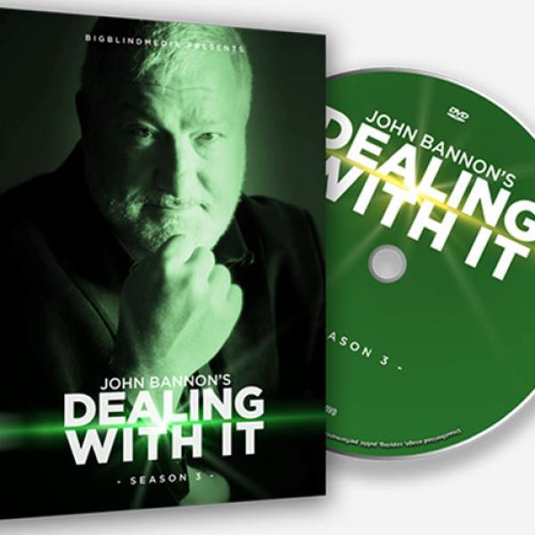 Dealing With It Season 3 by John Bannon - DVD