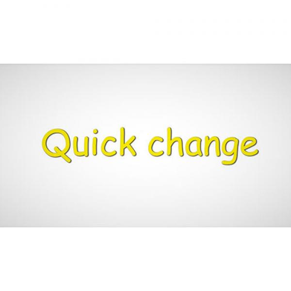 Quick Change by Sultan Orazaly video DOWNLOAD