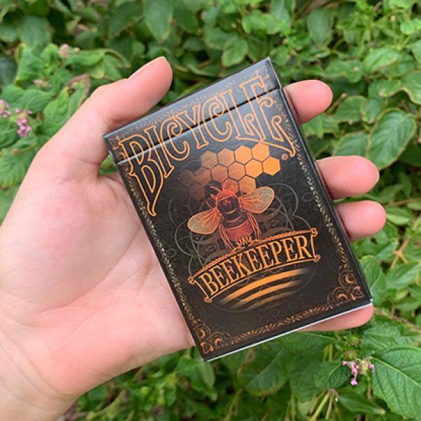 Bicycle Beekeeper Playing Cards (Dark)