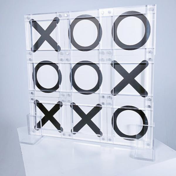Tic Tac Toe X (Parlor) (Gimmick and Online Instruc...