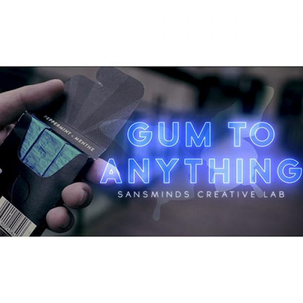 Gum to Anything (Gimmicks and Online Instructions)...