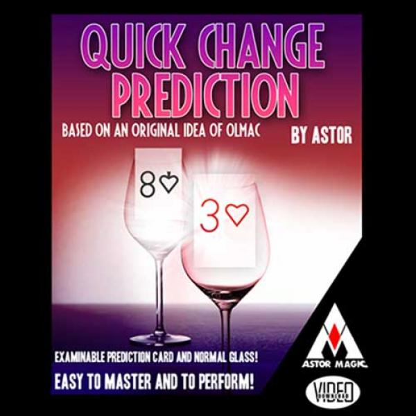 Quick Change Prediction by Astor
