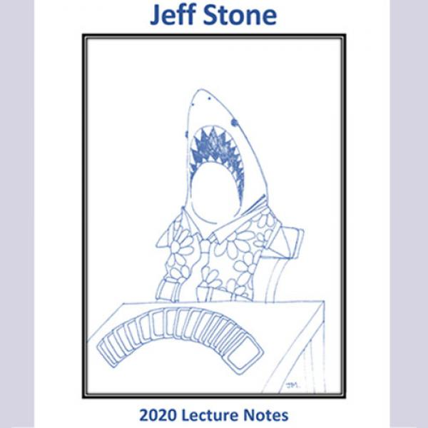Jeff Stone's 2020 Lecture Notes by Jeff Stone - Bo...