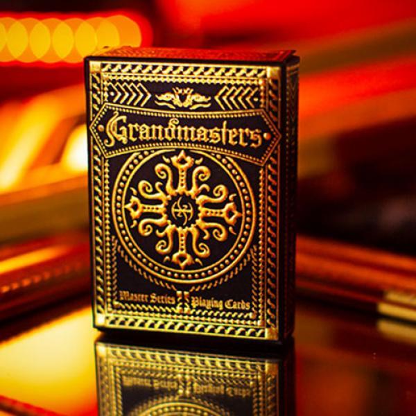 Grandmasters Casino  XCM (Foil Edition) Playing Ca...