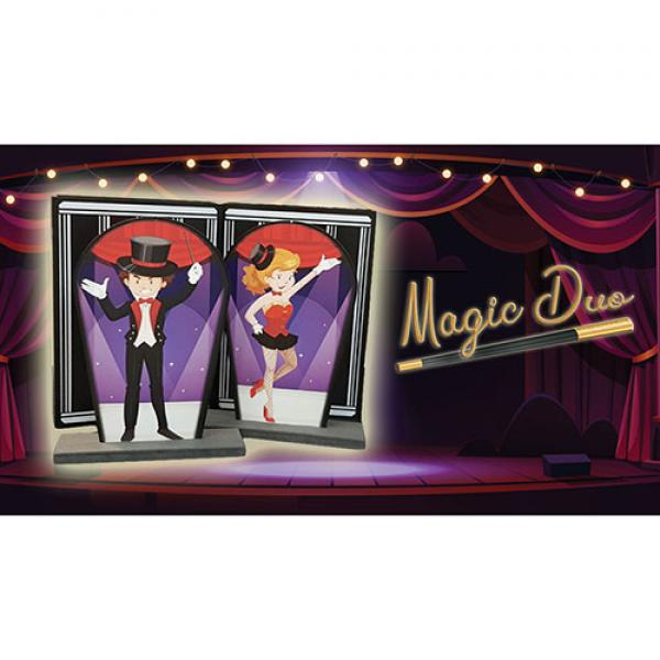 MAGIC DUO (Deluxe Hippity Hop) by Magie Climax