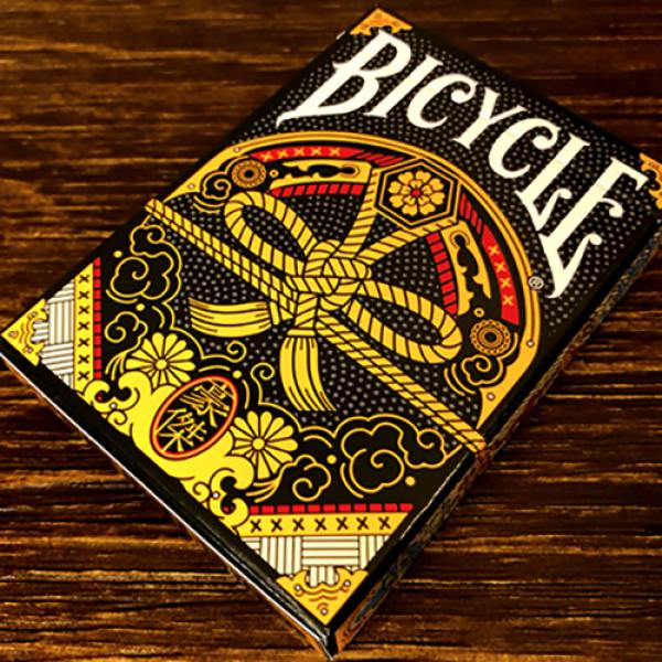 Bicycle Goketsu Playing Cards by Card Experiment