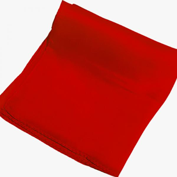 Rice Spectrum Silk 45 cm (Red) by Silk King Studio...