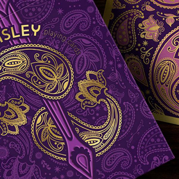 Collector's Paisley Royals Purple (Numbered Seals)...