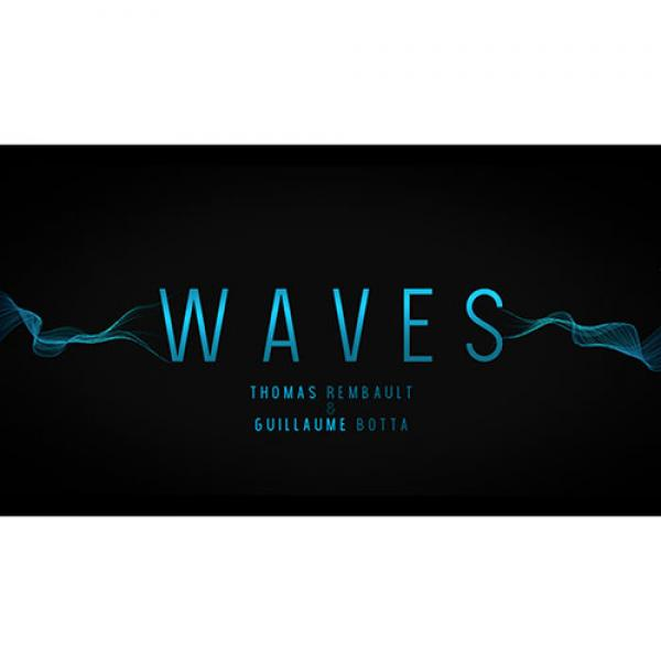 Waves by Guillaume Botta and Thomas Rembault video...
