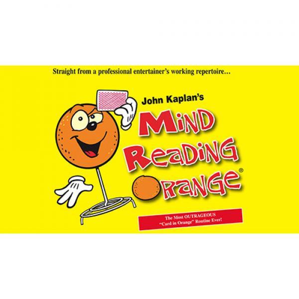The Mind Reading Orange by John Kaplan video DOWNL...