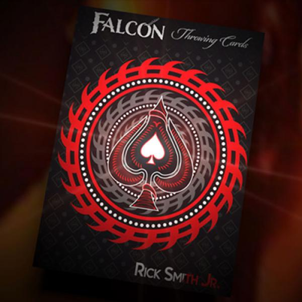 Falcon Razors Throwing Cards by Rick Smith Jr. and...