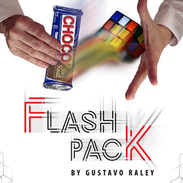 FLASH PACK (Gimmicks and Online Instructions) by G...