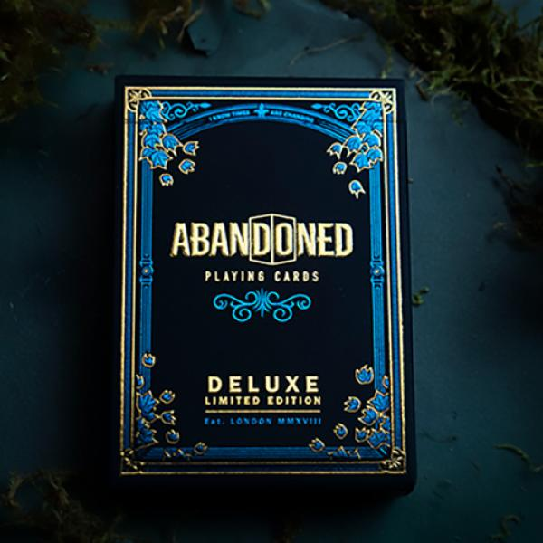 Limited Edition Abandoned Deluxe Playing Cards by ...