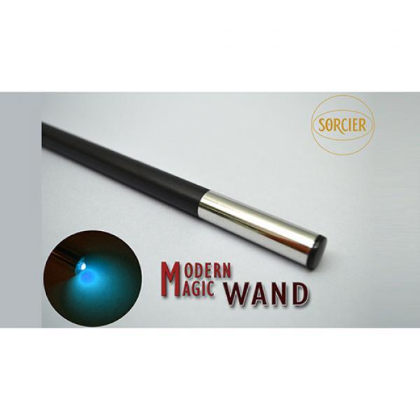 Modern Light Wand WHITE by Sorcier Magic