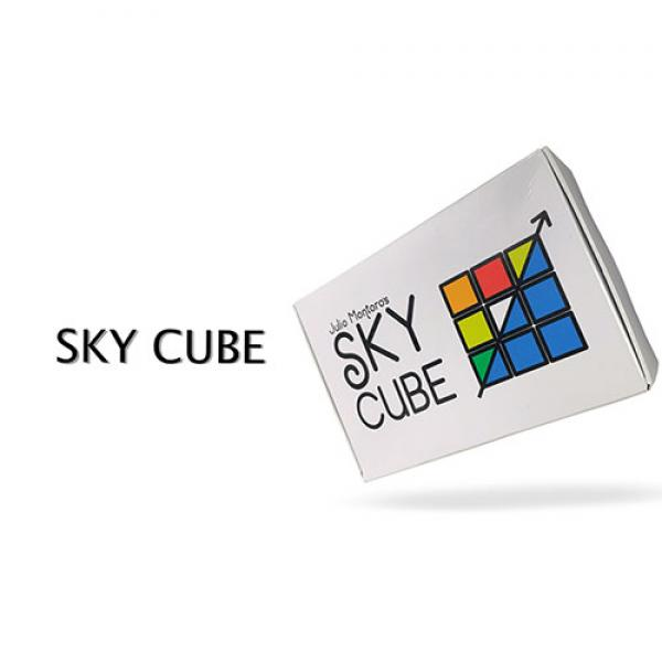 SKY CUBE (Gimmicks and online Instructions) by Jul...