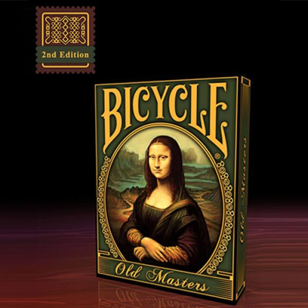 Bicycle Old Masters 2nd Edition Playing Cards by C...