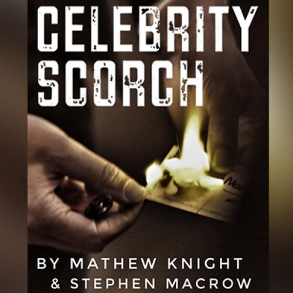 Celebrity Scorch (Arnold and Marilyn ) by Mathew K...