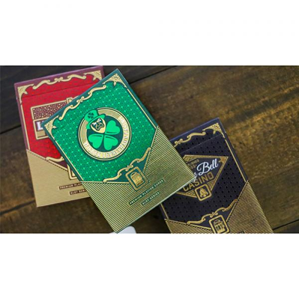 Slot Playing Cards (Wicked Leprechaun Edition) by ...