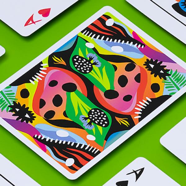 2021 Summer Collection: Jungle Playing Cards by Ca...