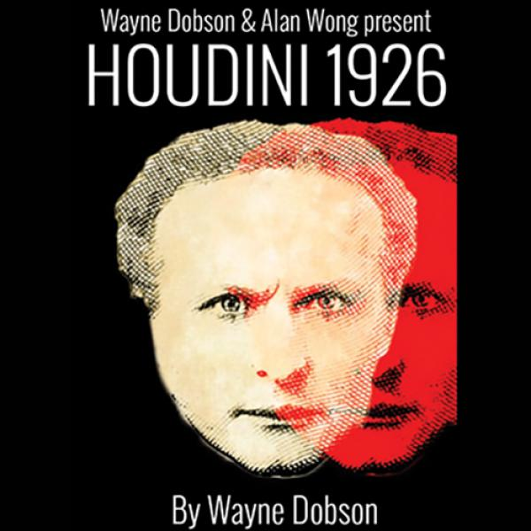 Houdini 1926 by Wayne Dobson and Alan Wong