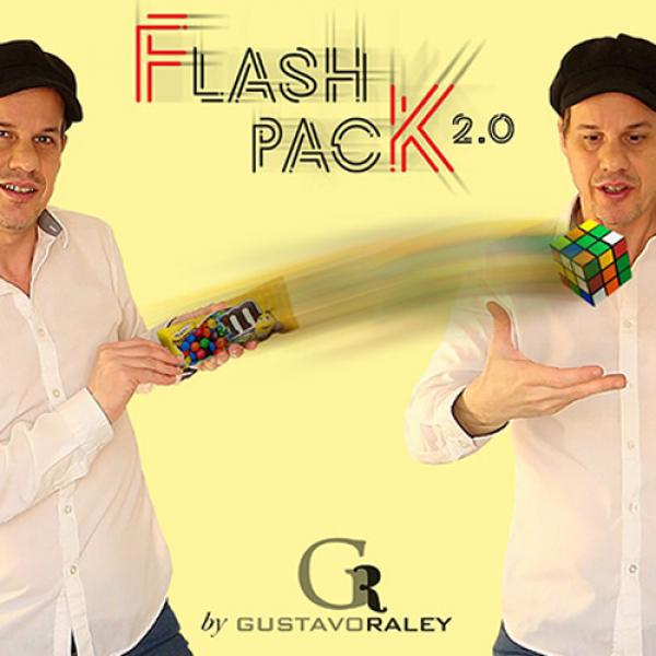 FLASH PACK 2.0 (Gimmicks and Online Instructions) ...