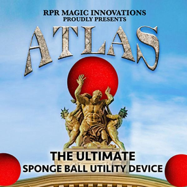 Atlas Kit Red (Gimmick and Online Instructions) by...
