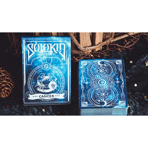 Solokid Constellation Series V2 (Cancer) Playing C...