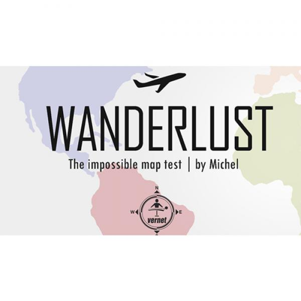 Wanderlust (Gimmicks and Online Instructions) by V...