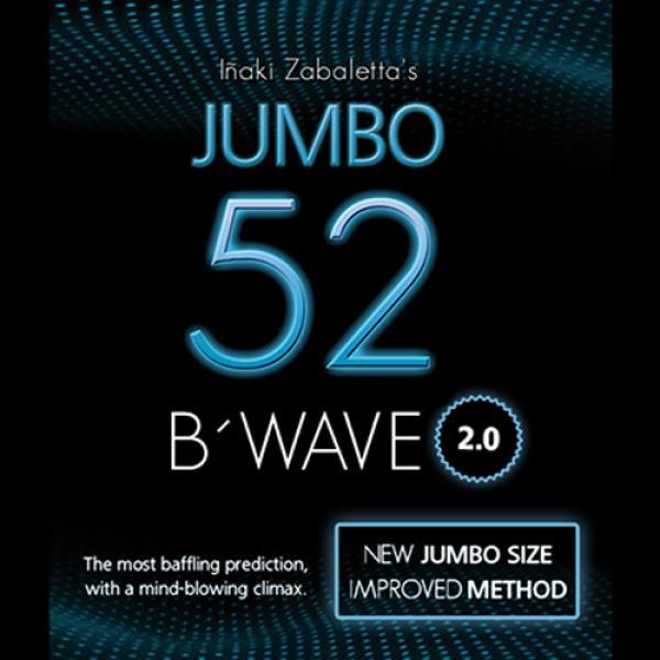 52B Wave Jumbo 2.0 (Gimmicks and Online Instructio...
