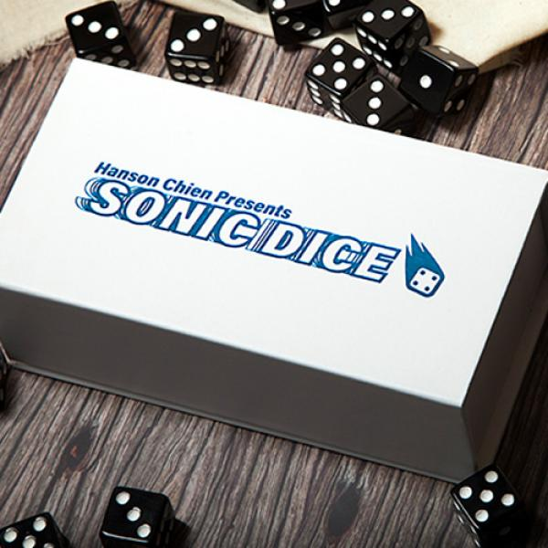 Sonic Dice (With Online Instructions) by Hanson Ch...
