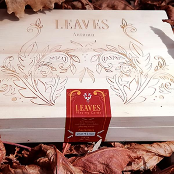 Leaves Autumn Edition Collector's Box Set Playing ...