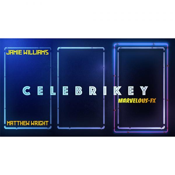 Celebrikey BATMAN (Gimmicks and Online Instruction...