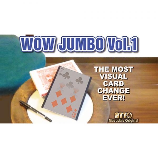 WOW JUMBO by Katsuya Masuda