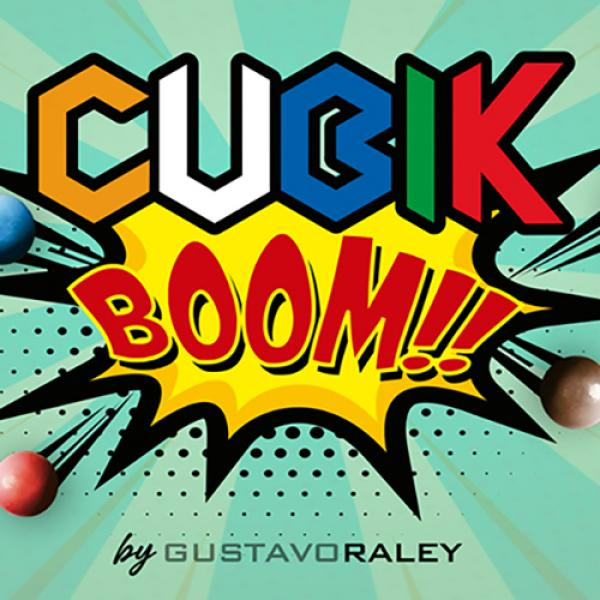 CUBIK BOOM (Gimmicks and Online Instructions) by G...