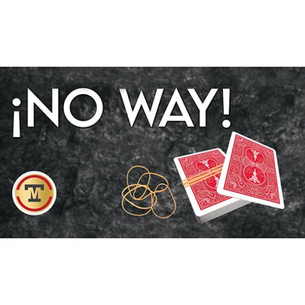No Way! (Gimmicks and Online Instructions) by Marc...