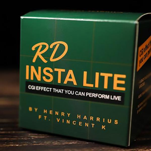 RD Insta Lite (Gimmick and Online Instructions) by Henry Harrius