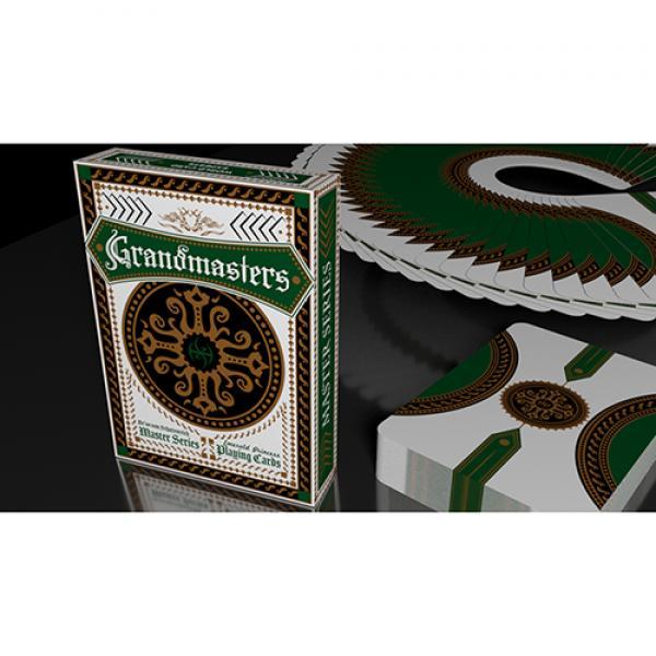 Emerald Princess Edition Playing Cards by Grandmas...