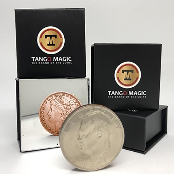 Copper Morgan Copper and Silver (Gimmicks and Onli...