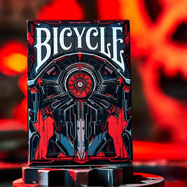 Bicycle Mecha Era Playing Cards by BOCOPO