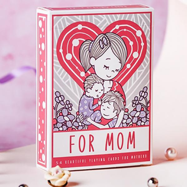 For Mom Playing Cards