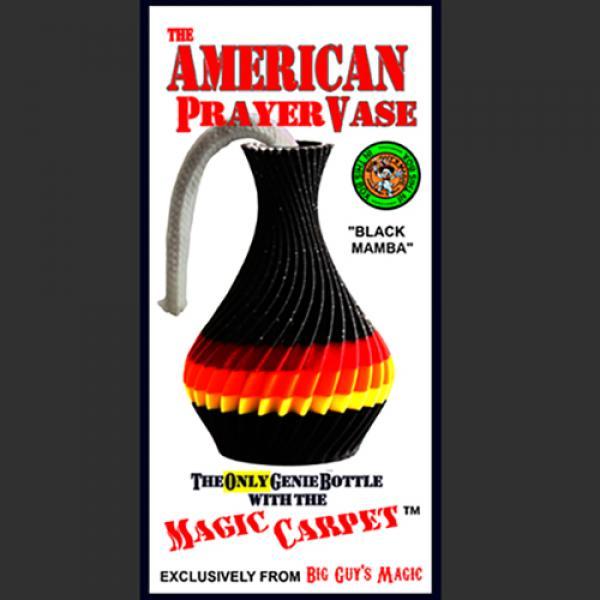 The American Prayer Vase Genie Bottle BLACK MAMBA ...