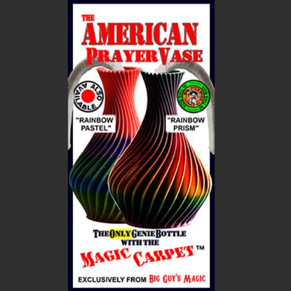 The American Prayer Vase Genie Bottle RAINBOW PRIS...